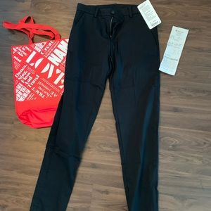 Lulu Lemon Pants Men 30 commission pant classic